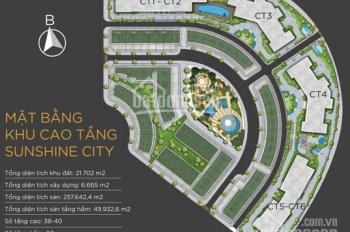 Chính chủ bán nhanh căn duplex view sông Hồng tòa S2 diện tích 170m2