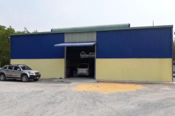 Bán đất nhà xưởng củ Chi 3900m2