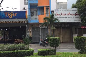 Bán nhà mặt tiền Nguyễn Cửu Đàm, 4x20m vuông vức, đúc 3.5 tấm, giá 11.8 tỷ