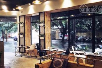 Sang nhượng quán cafe nghệ thuật mặt phố Trần Quốc Toản MT 10m, giá 32 triệu/tháng