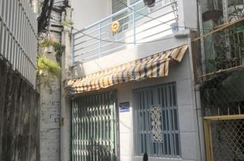 bán nhà trệt lầu  Nguyễn Văn Luông phường 11 quận 6