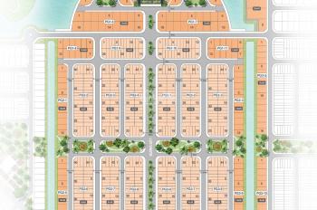 Đất nền sổ đỏ Biên Hòa, liền kề sân golf Long Thành, diện tích 108m2, giá chủ đầu tư 1.773 tỷ/nền