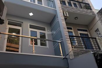 Bán nhà 2 lầu hẻm 4m, 591/4 Bình Thới, P10, Q11. Dt: 4 x13m. Giá: 6,9 tỷ
