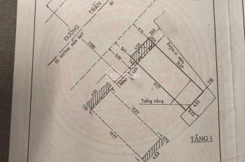 MT 187 Trần Phú, Q5, cho thuê nguyên căn 3 MT tiền 4,5x13m 1 lầu thuê 25tr/1 tháng