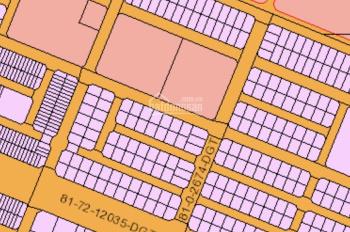 Bán lô đất NV thuộc dự án HUD, xã Phước An, Nhơn Trạch, Đồng Nai, DT 300m2, giá bán 8,5 triệu/m2
