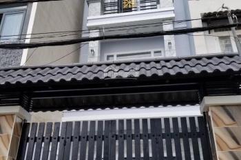 Nhà và sổ như hình, 5.2 tỷ, DT: 4x17.4m= 69m2, 2 lầu, đường 35, P. Hiệp Bình Chánh