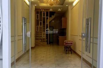 Cần bán nhà mới giáp Nhị, Hoàng Mai, Hà Nội, DT 40m2 x 5T, giá 4,4 tỷ có thương lượng 0962552279