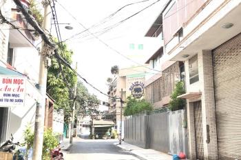 Nhà khu biệt thự đường 10m khu Cư Xá Lữ Gia hẻm 299 Lý Thường Kiệt ngang 4.3m cho thuê đến 15tr/th