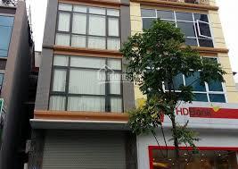 Cho thuê nhà mặt phố Vũ Phạm Hàm, MT 5m x 140m2 x 5 tầng, có điều hòa. Giá chỉ 60tr/th
