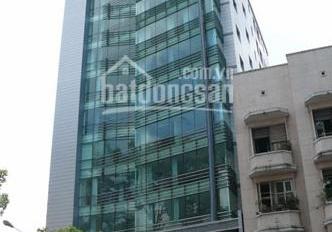 Bán nhà mặt tiền Trần Quý Khoách, Quận 1, DT: 8x16m, 1 hầm 6 lầu, 55 tỷ