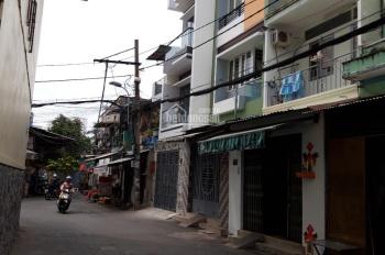 Bán nhà 1/ hẻm 118 Huỳnh Thiện Lộc, 4x16.5m vuông vức, đúc 3.5 tấm, giá 7.8 tỷ TL