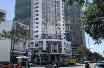 Bán đất mặt tiền Trần Hưng Đạo, gần chung cư Monarchy, đài truyền hình, 100m2, giá 12.3 tỷ