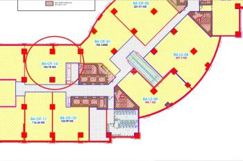 Bán 1 số sàn văn phòng tại Royal City đã có đơn vị thuê sẵn LN trung bình 9%/ năm, LH: 0965-82-6886