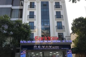 Cho thuê showroom 250m2 ngay mặt đường lớn Phố Huế giá kịch sàn mùa covid