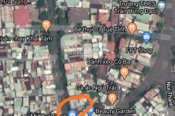 Bán gấp đất mặt tiền Phan Châu Trinh trung tâm TP Đà Nẵng, giá rẻ