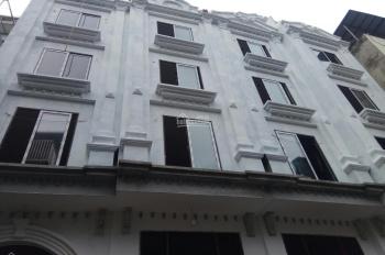 Bán nhà mặt phố Tân Lập, Thanh Nhàn, DT 70m2 x 8T thang máy, có vỉa hè KD, văn phòng, giá 12.5 tỷ