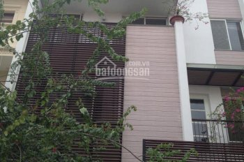 Nhà 7x18m xây 3 lầu khu Trần Não, khu an ninh, giá cho thuê 35tr/tháng