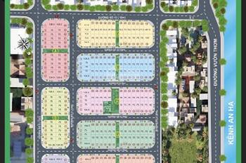 Bán đất đường Vườn Thơm, Bình Lợi, Bình Chánh, TpHCM, chỉ 19.6tr/m2, CK lên đến 6%