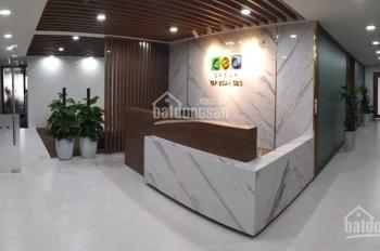 Cho thuê văn phòng tòa CEO Tower, Phạm Hùng, đã setup full đồ, chỉ cần bê láp đến làm việc