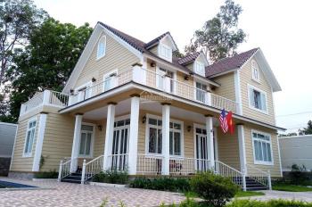 Bán gấp khuôn viên biệt thự kiểu Mỹ 1932,5m2 Cư Yên, Lương Sơn, Hòa Bình