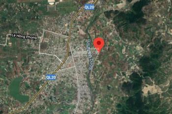 Đất Lâm Đồng cách sân bay Liên Khương 2km, ngay TT Liên Nghĩa 850 m2, giá 10.6 tỷ TLCC: 0906973796