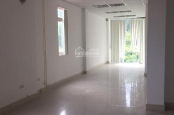 Cho thuê nhà mặt phố Sơn Tây - Trần Phú: Diện tích 100m2 x 5 tầng, nhà mới, thang máy, đủ nội thất