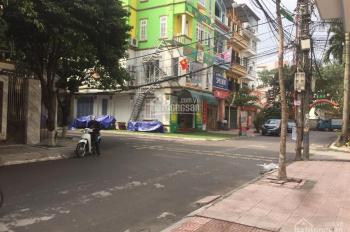 Bán nhà phố Hoàng Quốc Việt 80m2 xây 8 tầng phố rộng 15m có vỉa hè, MT rộng 7,5m cách MP 10m