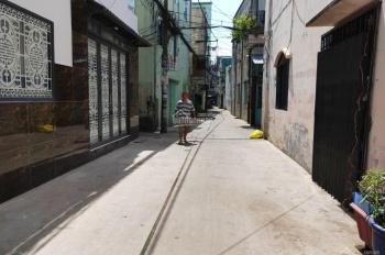 Bán nhà hẻm 4m đường Phú Thọ, Phường 1, Quận 11, DT: 3.3x9.3m, nở hậu: 5m, trệt lầu, giá 3.8tỷ TL