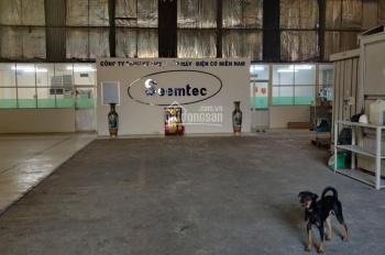 Cho thuê dài hạn kho xưởng mặt tiền ĐT 743 thuộc thị xã Dĩ An, tỉnh Bình Dương