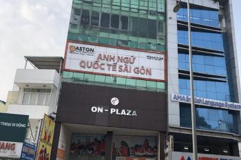Bán nhà MT Trần Hưng Đạo - Bùi Hữu Nghĩa, P7, Q5, DT 4.2 nở hậu đều 8.2x22m, 117m2, 4 lầu