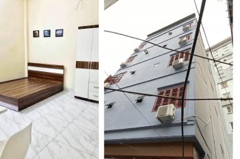 Cho thuê phòng trọ dạng chung cư mini giá rẻ, hợp lý khu vực Cầu Giấy, Hà Nội