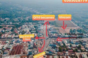 Thị trấn Chơn Thành - Bình Phước chính chủ cần bán gấp 5m đất ngay trung tâm thị trấn Chơn Thành