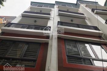 Bán nhà phố Yên Lạc, Kim Ngưu, DT 45m2 x 5 tầng, xây mới ô tô vào nhà