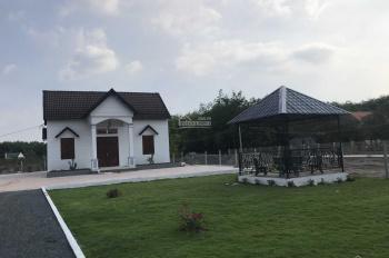 Bán nhà đất chính chủ nằm ngay mặt tiền Cao Bá Quát, thị trấn Chơn Thành, Bình Phước