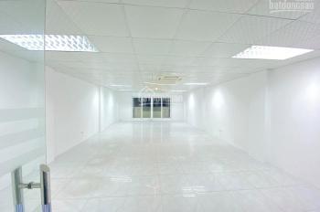 Cho thuê văn phòng Nguyễn Xiển, mặt ngõ ô tô đỗ cửa, cho thuê 1 tầng trong tòa nhà 8 tầng