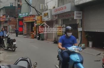 Mặt phố Khương Trung, Thanh Xuân, kinh doanh siêu thị, 60m2, mặt tiền 6m, nhỉnh 5 tỷ