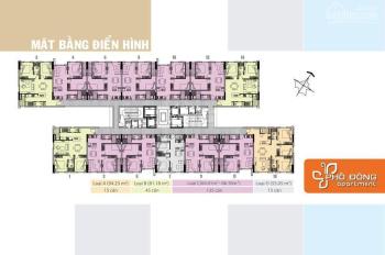 Cần bán căn hộ 2PN, Phố Đông, giá 1,55 tỷ, LH 0908266683