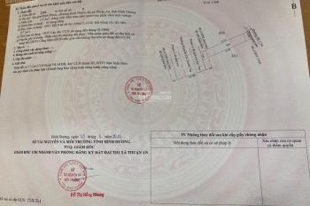 Bán đất mặt tiền Nguyễn Chí Thanh, kinh doanh buôn bán mọi ngành nghề, giá 4 tỷ 300tr