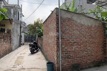 Chủ nhà cần tiền gấp bán đất 50m2 đường ô tô tại Khoan Tế, Đa Tốn, Gia Lâm, Hà Nội
