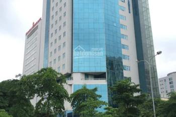Cho thuê văn phòng tòa nhà Detech New, Tôn Thất Thuyết DT từ 79m, 83m2 - 544m2, giá hấp dẫn