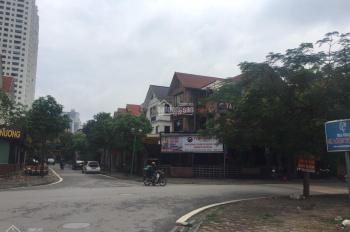 Chính chủ bán ô biệt thự góc TT3C - Tây Nam Linh Đàm. Vị trí đẹp, đường trục chính khu đô thị
