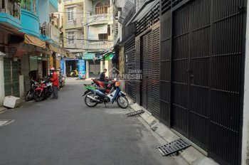 Nhà hẻm xe tải Nguyễn Thái Bình 3L, ST, full ML