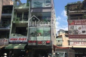 Bán nhà mặt tiền đường Nguyễn Tri Phương - Bà Hạt, P9, Q10, DT 3.5x17m (3 lầu) giá 14.5 tỷ