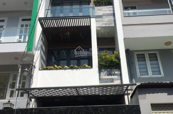 Bán nhà hẻm thông 6m đường 26 Tháng 3 P. Bình Hưng Hòa, DT: 4m * 19m, 2 lầu + ST, giá 5,3 tỷ TL