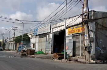 Bán kho xưởng 5.300m2 ở ngã ba Võ Văn Kiệt, QL1A