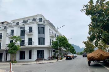 Cho thuê tầng 1, 2 căn Vinhom Dragon Bay Hạ Long 4 tầng