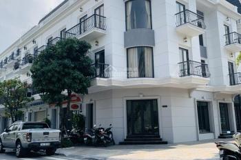 Cho thuê căn góc vườn hoa Vinhomes Dragon Bay Hạ Long 4 tầng