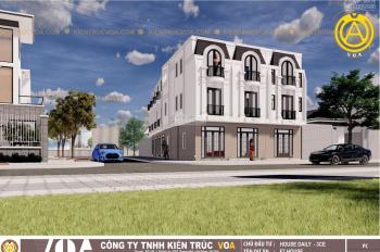 Chính chủ mở bán 7 căn liền kề tại La Phù, Hoài Đức, tân cổ điển, 33m2 3 tầng, đường ô tô, full đồ