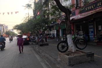 Bán nhà mặt đường Tôn Đức Thắng, Lê Chân, vị trí đẹp, vỉa hè rộng 6m, LH: 0972.821.668