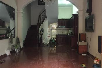 Cho thuê nhà 5 tầng, ngõ 2 Trần Cung